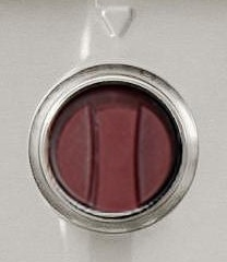 Red Burner Control Knob