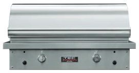 Sterling Patio 2-Burner Builtin