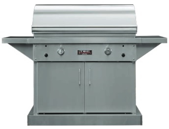 Sterling Patio 2-Burner Ped