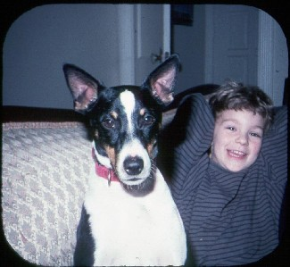 My Son and His Dog