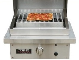 Patio and Searmaster Pizza Oven